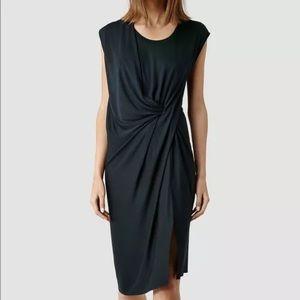 AllSaints Leena Dress Size S